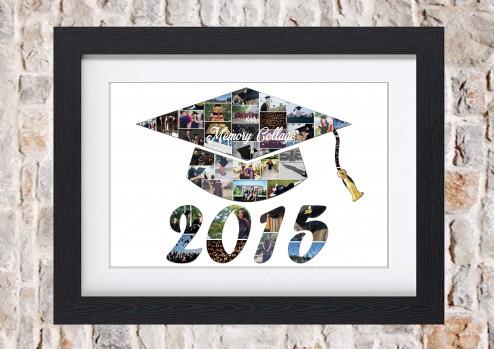 Graduation Framed